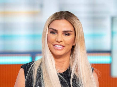 Katie Price says she looks like a 'Space Invader' after cosmetic procedure (Ken McKay/ITV/Shutterstock)