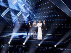 Israel's Eurovision presenters (Thomas Hanses)