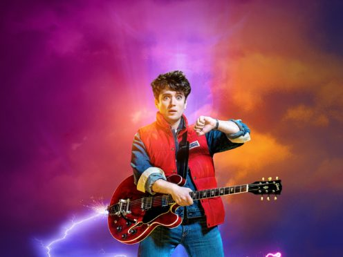 Back To The Future musical to premiere in 2020 (Handout)