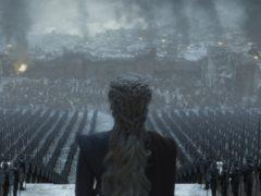 Emilia Clarke in Game of Thrones (HBO/SKY)