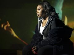 Ms Banks stars in a new video trail for BBC Sports (BBC/PA)