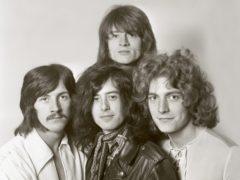 Led Zeppelin (Dick Barnatt Redferns)