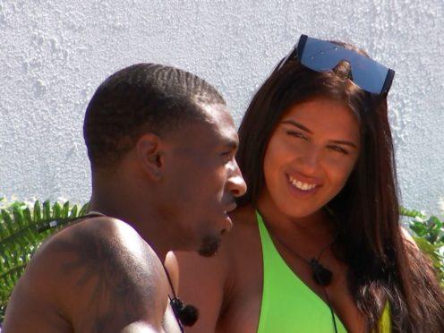 Love Island's Anna asks 'Jordan who?' as new boys enter Casa Amor (ITV/Shutterstock/PA)
