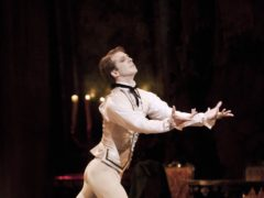 Royal Ballet's principal dancer Nehemiah Kish is to retire after nine years (Johan Persson/The Royal Ballet/PA)