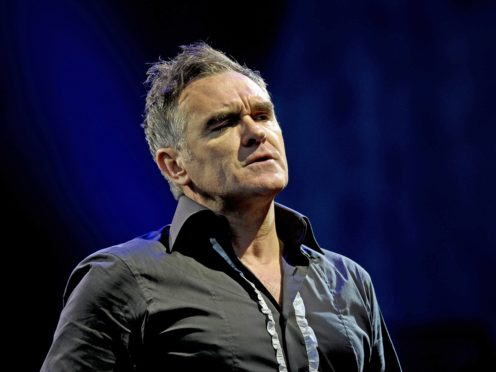 Morrissey said he has never voted in his life (Ben Birchall/PA)