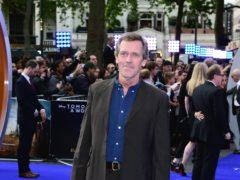 Hugh Laurie (Ian West/PA)
