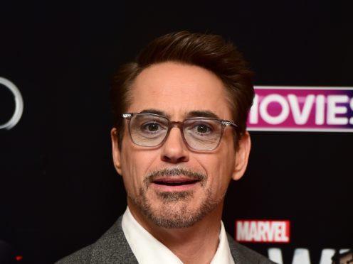 Robert Downey Jr (Ian West/PA)