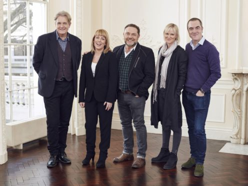 Robert Bathurst, Fay Ripley, John Thomson, Hermione Norris and James Nesbitt will reunite for a ninth series of Cold Feet (Jonathan Ford/ITV)