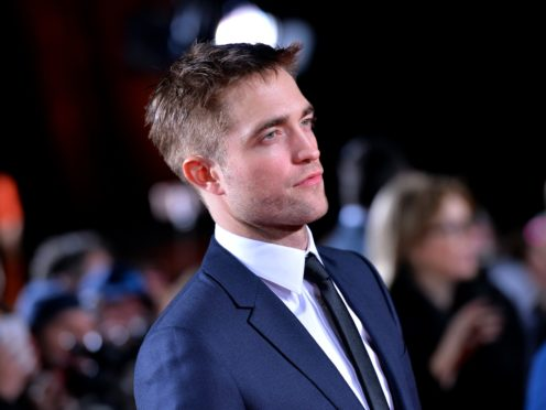 The Batman director has strongly hinted Robert Pattinson has secured the lead role (Matt Crossick/PA)