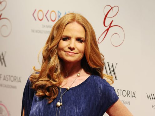 EastEnders star Patsy Palmer reveals confusion over her real name (Andrew Milligan/PA)