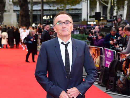 Director Danny Boyle has backed Robert Pattinson as the next James Bond (Ian West/PA)