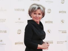 Imelda Staunton stars in the new ITV series (Yui Mok/PA)
