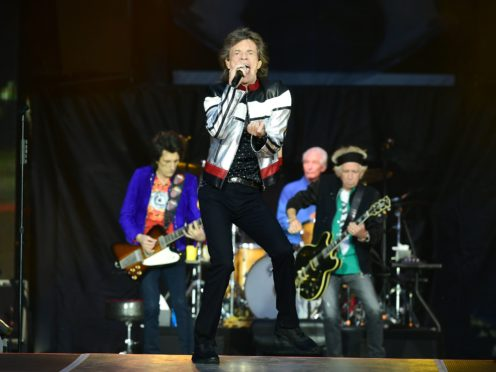 The Rolling Stones (IAn West/PA)