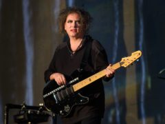 Robert Smith of The Cure (Matt Crossick/PA)