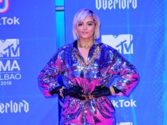 Pop Star Bebe Rexha has hit back at trolls after she was called 'tubby' on social media (Ian West/PA)