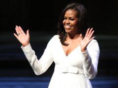 Michelle Obama (Yui Mok/PA)