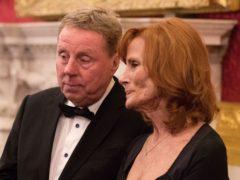 Harry Redknapp and his wife Sandra (John Phillips/PA)