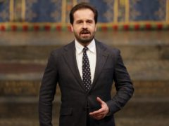 Tenor and actor Alfie Boe (Kirsty Wigglesworth/PA)