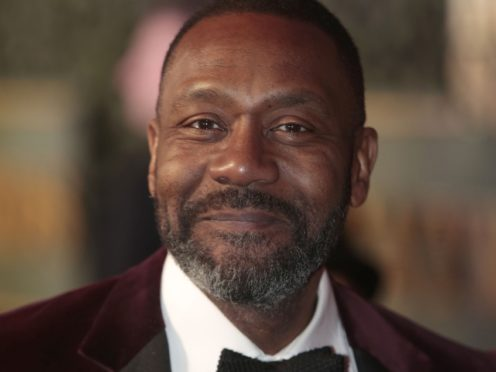 Sir Lenny Henry gives evidence to the House of Lords communications committee (House of Commons/PA)