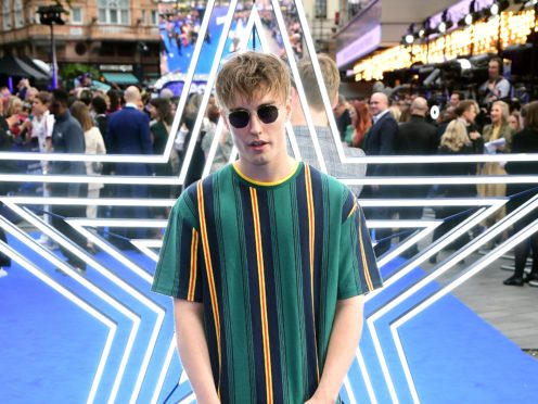 Sam Fender has pulled out of performing at the Isle of Wight Festival (Ian West/PA)