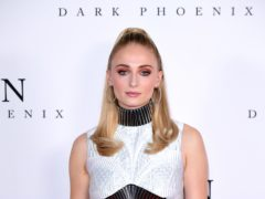 Game Of Thrones star Sophie Turner said she is 'SO down' to play Boy George in an upcoming biopic (Ian West/PA)