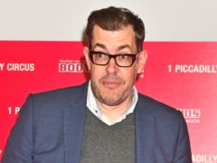 Pointless host Richard Osman has landed a seven-figure book deal for his debut novel (John Stillwell/PA)