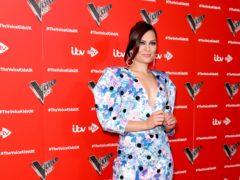 Jessie J at the Voice Kids launch (Isabel Infantes/PA)