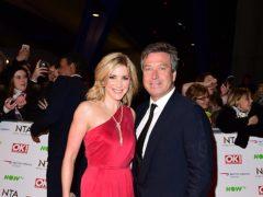 Lisa Faulkner and John Torode are returning to ITV (Ian West/PA)