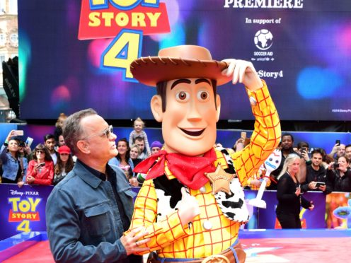 Toy Story 4 is in cinemas now (Ian West/PA)