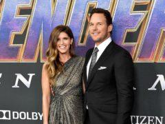 Katherine Schwarzenegger and Chris Pratt (Rob Latour/Shutterstock)