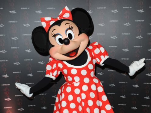 Russi Taylor voiced Minnie Mouse for more than 30 years (PA)
