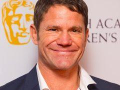 Steve Backshall has fears due to new fatherhood (Ian West/PA)