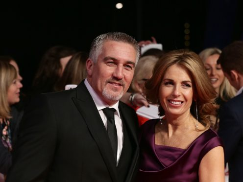Paul Hollywood and his wife Alexandra are divorcing (Yui Mok/PA)