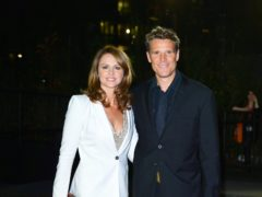 James Cracknell and Beverley Turner in 2016
