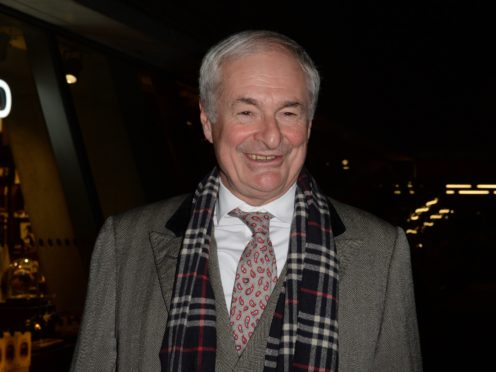 Paul Gambaccini is backing a petition calling for anonymity for those accused of sexual assault (Victoria Jones/PA)