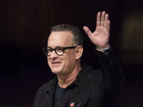 Tom Hanks stars as a beloved children's TV host in the first trailer for upcoming film A Beautiful Day In The Neighbourhood (Ben Stevens/PA)