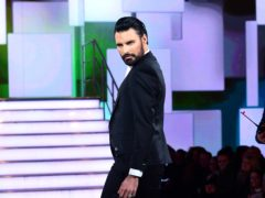 Rylan Clark-Neal is to host a new fashion makeover show (Ian West/PA)