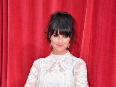 Emmerdale actress Laura Norton at the British Soap Awards 2018 (Matt Crossick/PA)