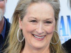 Meryl Streep (Ian West/PA)