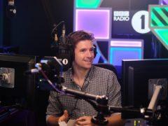 Greg James host the Radio 1 Breakfast show (Mark Allen/PA)