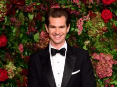 Andrew Garfield is to be a guest judge on RuPaul's Drag Race UK (Ian West/PA)