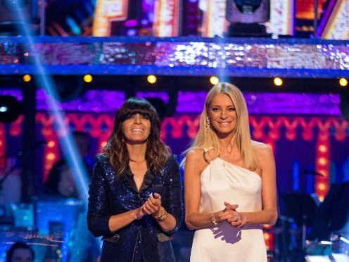Strictly presenters Claudia Winkleman and Tess Daly (BBC)