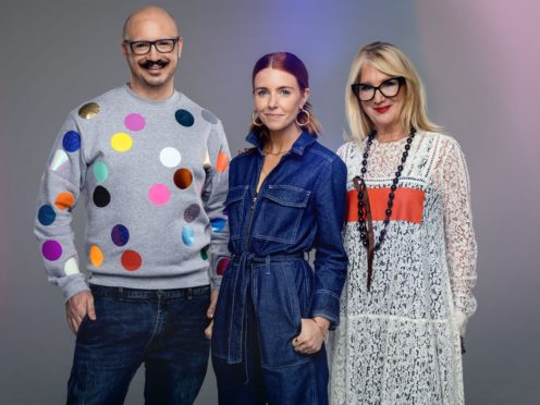 Glow Up: Britain's Next Make-Up Star (Guy Levy/BBC)