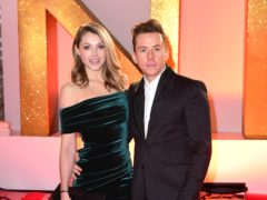Danny Jones and wife Georgia not ready for baby number two (Ian West/PA)