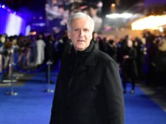 James Cameron (Ian West/PA)