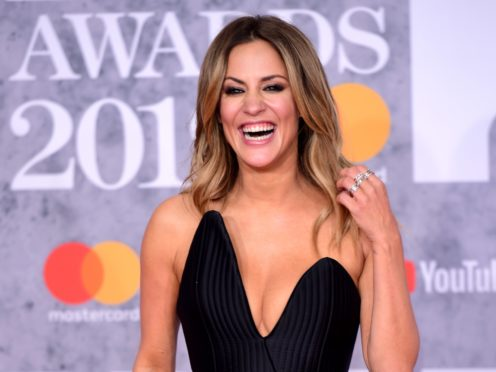 Caroline Flack hosts Love Island, which will see two couples dumped on Wednesday (Ian West/PA)