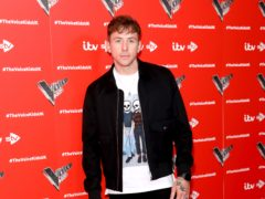 Danny Jones at the Voice Kids 2019 photocall (Isabel Infantes/PA)