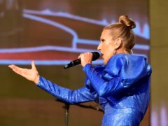 Celine Dion performing at British Summer Time in Hyde Park, London (Ian West/PA)