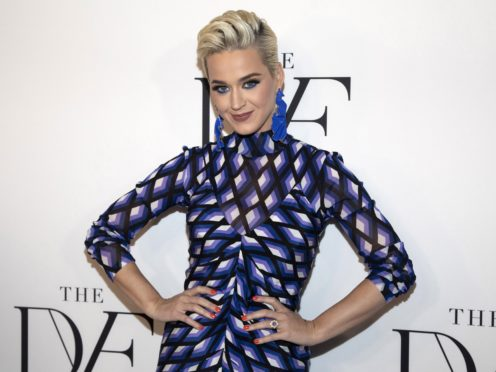 Katy Perry's 2013 hit Dark Horse has been ruled to have copied a 2009 Christian rap song (Andy Kropa/Invision/AP)
