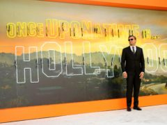 Leonardo DiCaprio attending the Once Upon A Time… In Hollywood UK premiere (Isabel Infantes/PA)